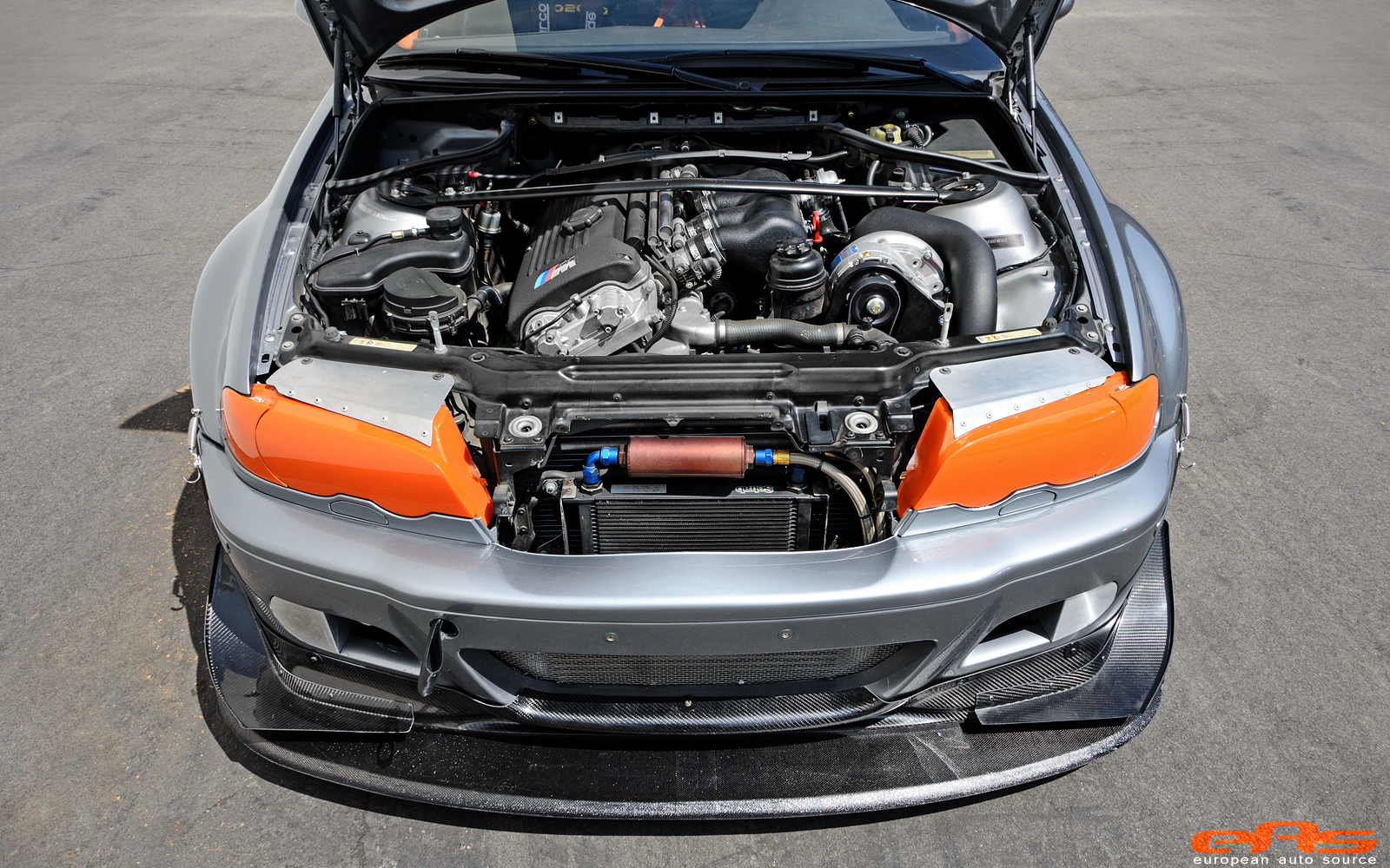 E46 M3 Track Machine Gets Supercharged Bmw Performance Parts