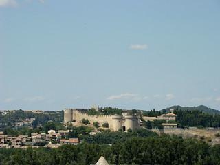 070 uitzicht over Avignon
