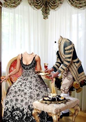 кавалер и дама