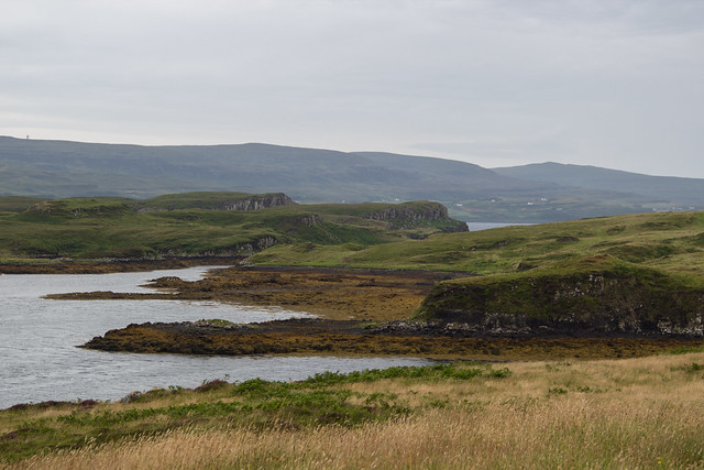 Near Dunvegan Castle