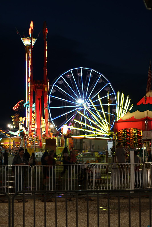 fun at the fair by replicate then deviate