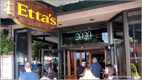 Etta's Seafood, Seattle