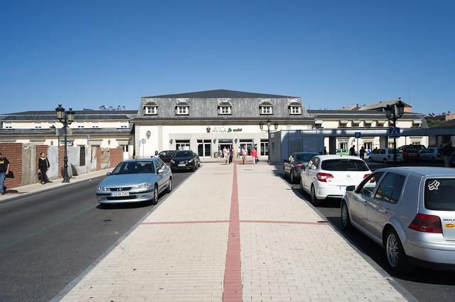 アヴィラ駅