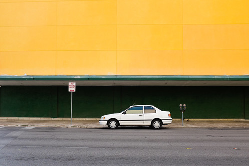 No Parking Anytime by Jesse Acosta