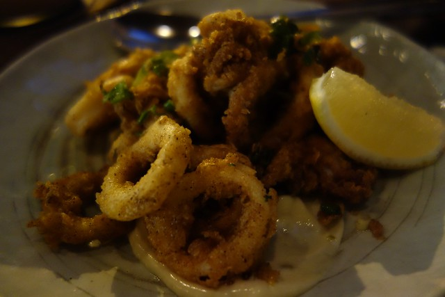salt & pepper squid