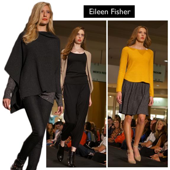 Saint Louis Fashion Week, Indulge at Plaza Frontenac, Eileen Fisher 1c