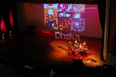 Anusheh Anadil at TEDxDhaka 2013