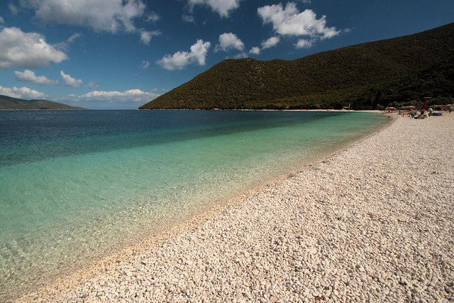 Antisamos beach_Kefalonia  Flickr - Photo Sharing!