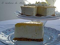 tarta de queso y limón 12