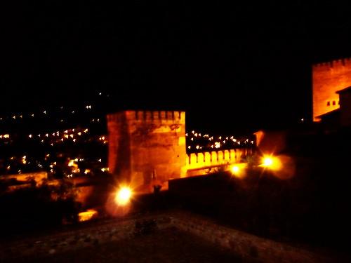 Granada Alhambra Nachtbesichtigung umsonst