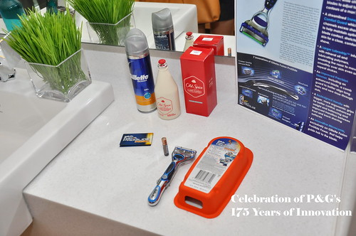 Celebration of P&G 175 years of Innovation 12