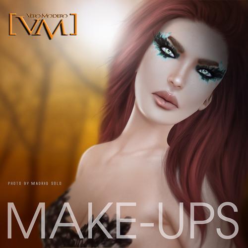 [VM] VERO MODERO Make Ups
