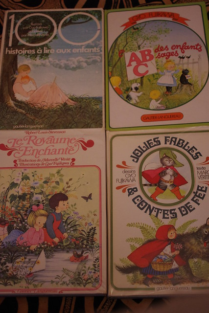 4 titres (grand format) / éd. gautier languereau
