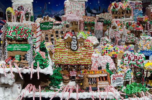 Gingerbread Lane by John Lovitch at NYSCI