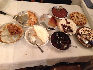 Nine Kinds of Pie for T Weekend 2013