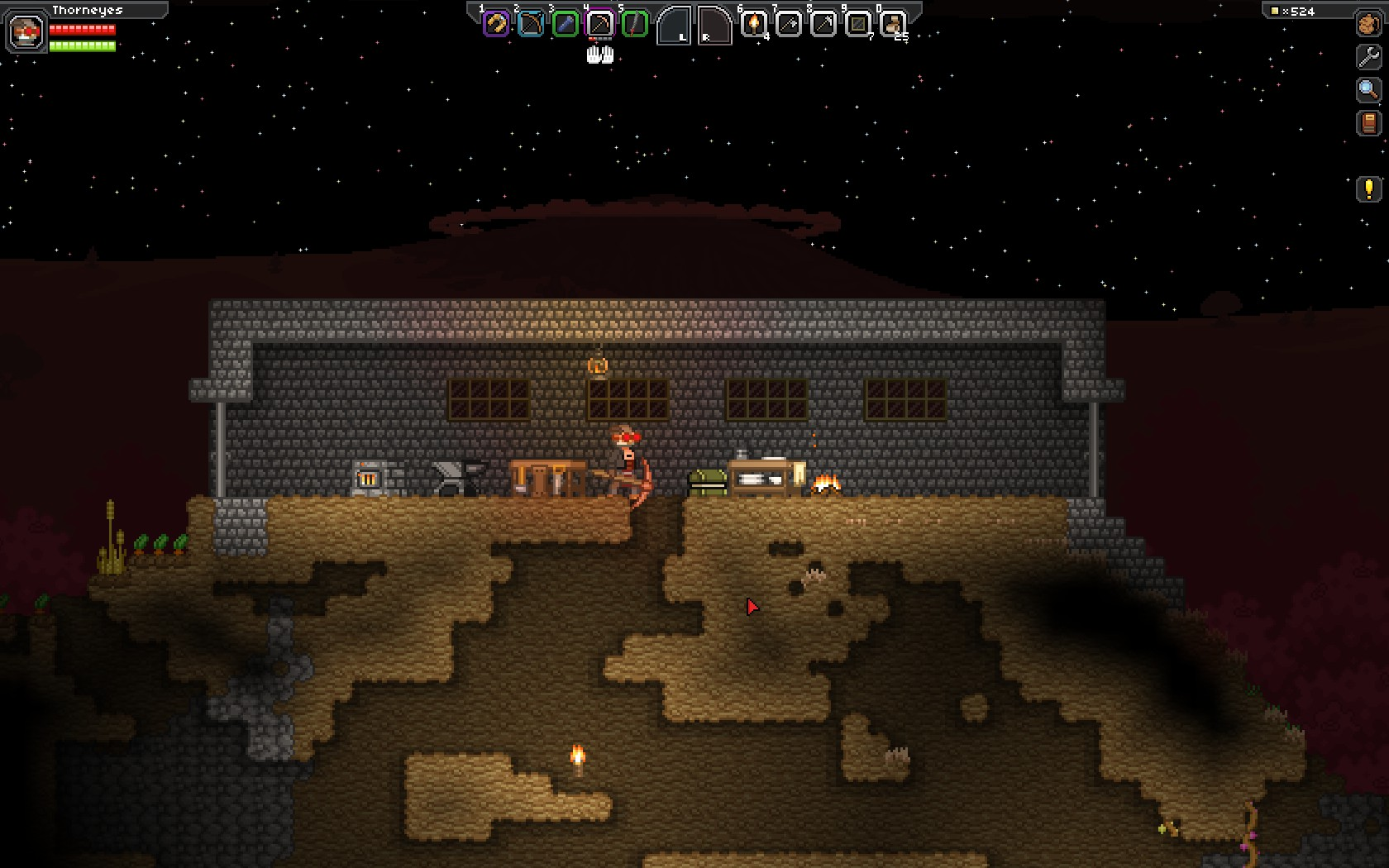 Starbound archive colony of gamers greentooth Image collections