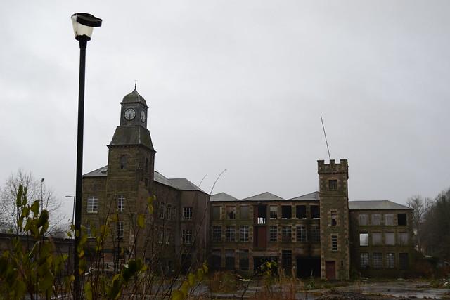Wilton Mills exterior