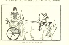 """British Library digitised image from page 177 of """"The Mummy's Dream, an Egyptian story of the Exodus. Written and illustrated by H. B. Proctor"""""""
