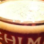 ベルギービール大好き!!シメイ・レッドChimay Rouge (Red) @BisCafe Tap