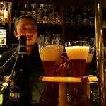 ベルギービール大好き!!パウエル・クワックPauwel Kwak @麦酒本舗 鹿児島