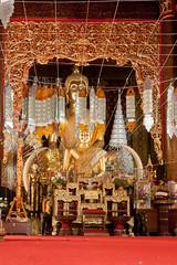 2013-11-19 Thailand Day 12, Wat Chai Mongkol, Chiang Mai