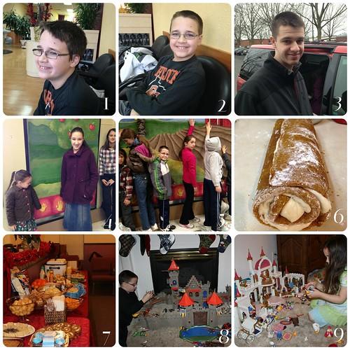 December 21 Collage