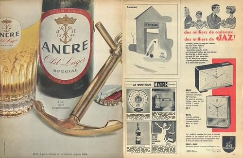 Paris Match, Nº 820, 26 Dezembro 1964 - 24