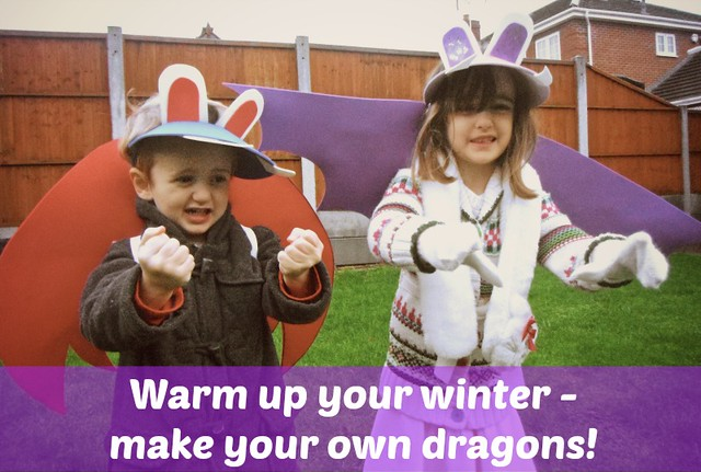 Make your own dragon costumes #cbias #shop