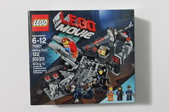 The LEGO Movie Melting Room (70801)