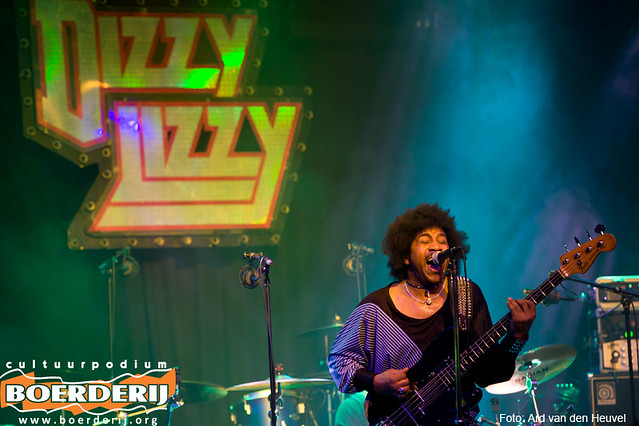 20140131 Remember Phil & Gary - Dizzy Lizzy