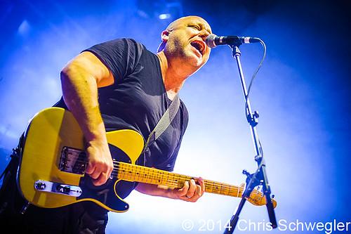 Pixies - 02-08-14 - The Fillmore, Detroit, MI