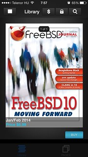 FreeBSD Journal #1