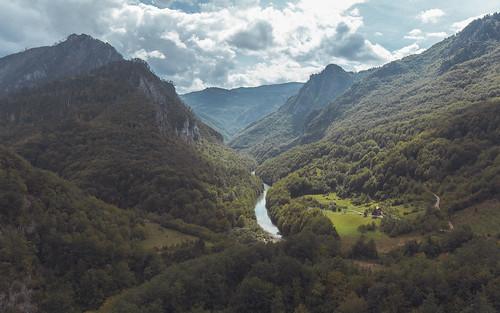 Tara river | Montenegro by Andrey Chudaev