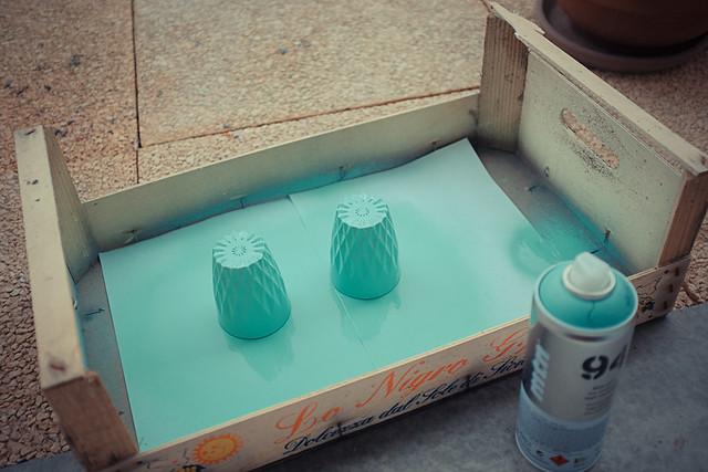 diy moderniser de la vaisselle duralex planb par morganours. Black Bedroom Furniture Sets. Home Design Ideas