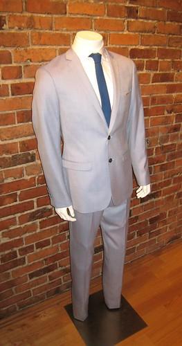 Oluf Tonning Herringbone Suit
