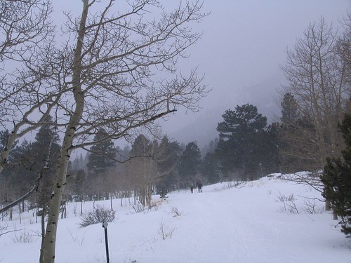 Mount Saint Vrain Ski and Snowshoe