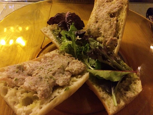 Duck Rillette Sandwich, My Awesome Cafe