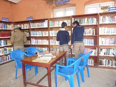 Patrons, Prakash Library