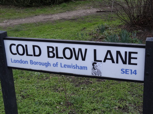 Cold Blow Lane