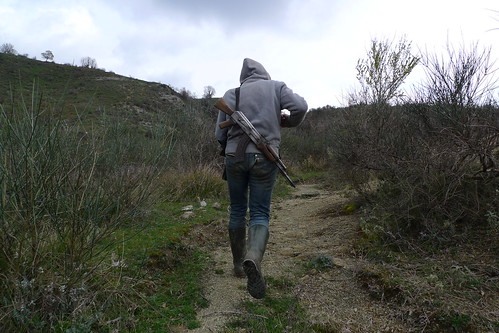 Hiking to Antigonea Archaeological Park - Gjirokaster, Albania