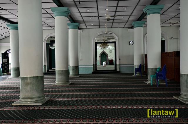 Singapore Chinatown: Masjid Jamae Chulia