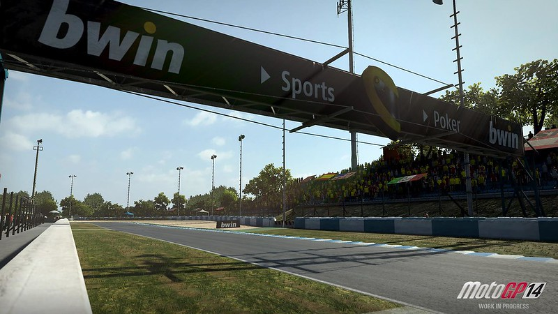 MotoGp 14 PS4 HD screenshots Jerez