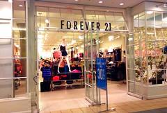 Ir de Compras a Forever 21 Chile