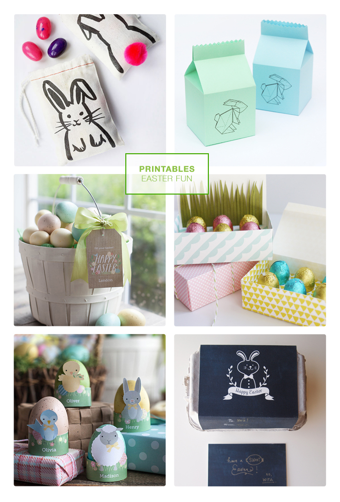 freebies // Easter printables