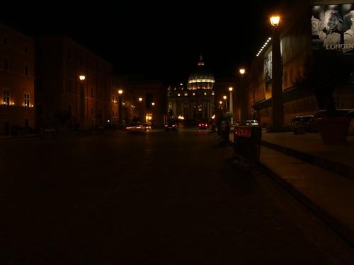 San Pietro e Via della Conciliazione