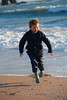 Ethan at Thurlestone beach-2 by David Soanes Photography