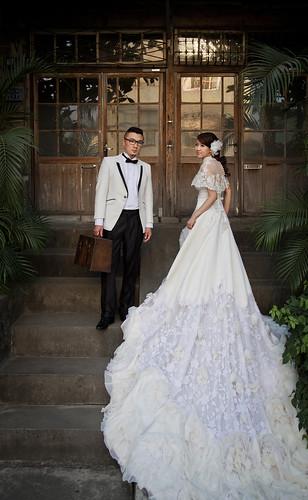 首選婚紗攝影師David 7