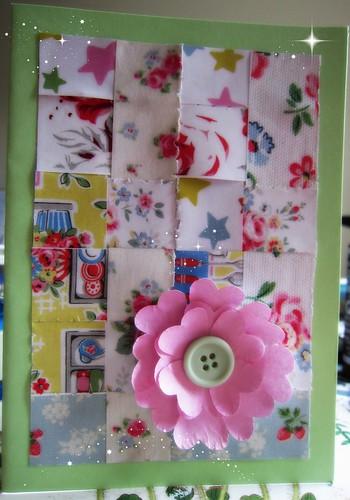 Cath flower weaving