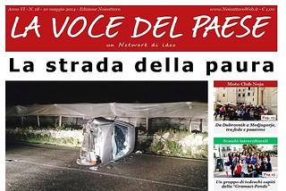 Noicattaro. Prima pagina n. 18-2014 front