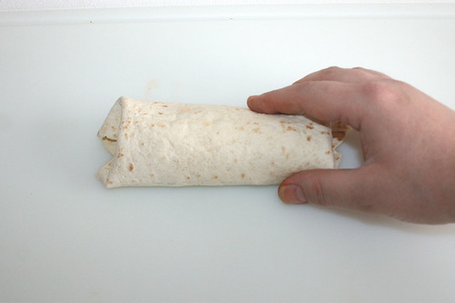 51 - Burrito aufrollen / Roll up burrito